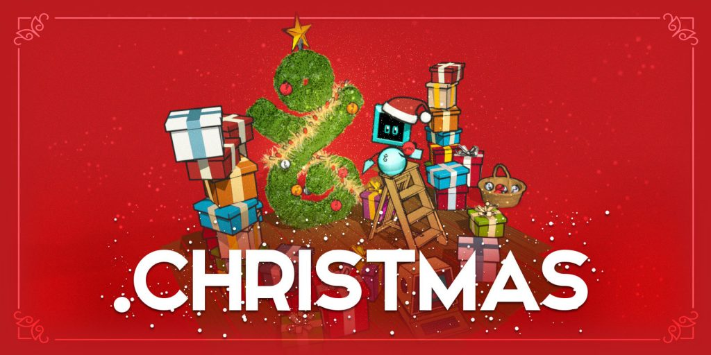 Noël avant l'heure avec le .CHRISTMAS