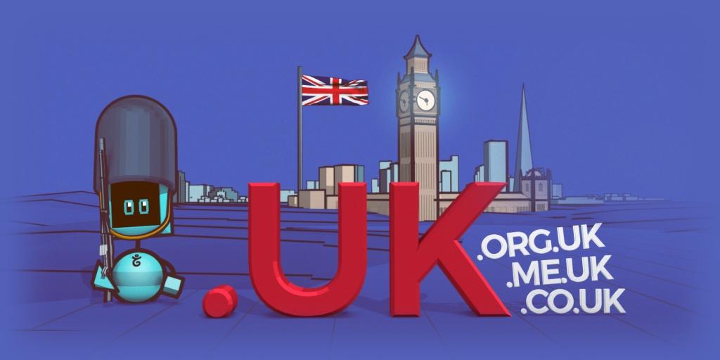 Le .UK est ouvert à tous !