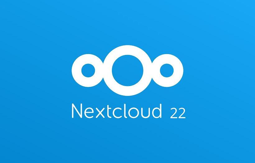 Sortie de NextCloud 22